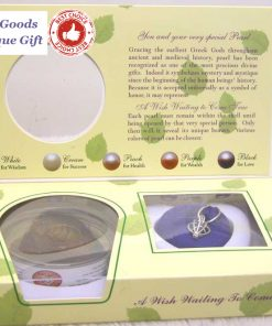 oyster and pearl gift box