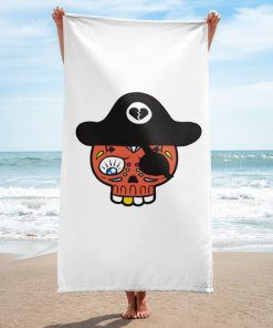 Pirate towel