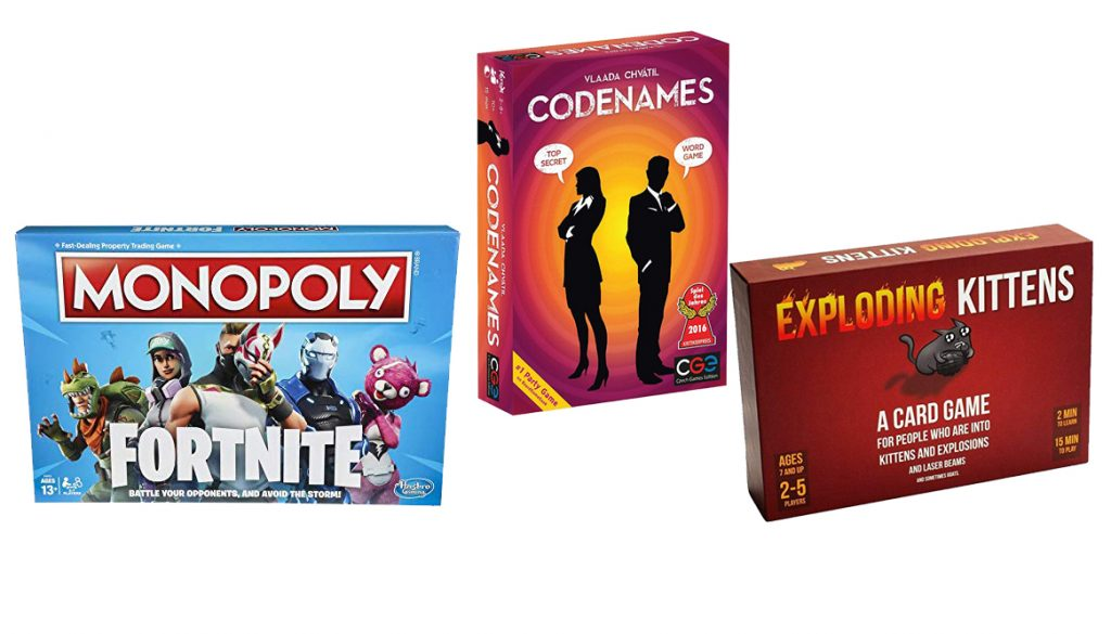 12 unique Board Games that you can give away as a gift